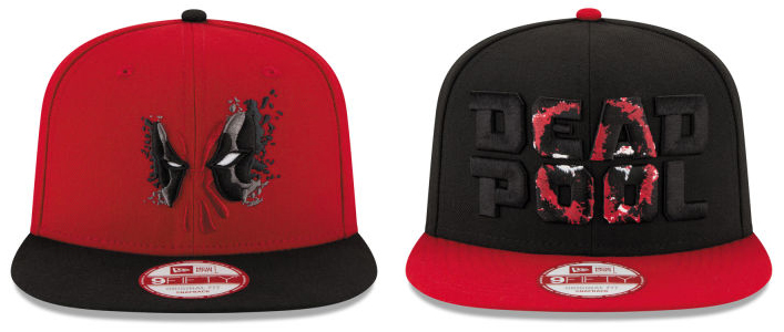 New Era Deadpool Snapback Hats  5651467cc6b