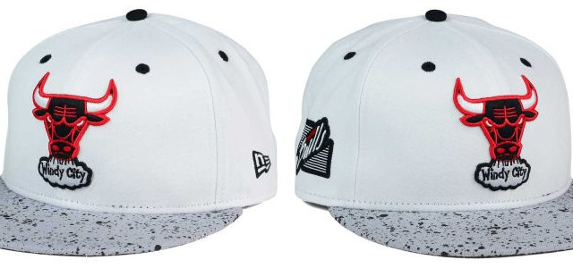 1c93939d8d2977 New Era Chicago Bulls Jordan 4 Cement Hat