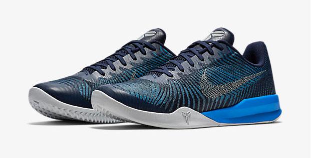 "size 40 cb968 17ec7 Nike Kobe Mentality 2 ""Midnight Navy Photo Blue Pure Platinum"""