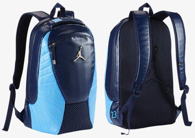 Air Jordan 12 Unc Backpack Sportfits Com
