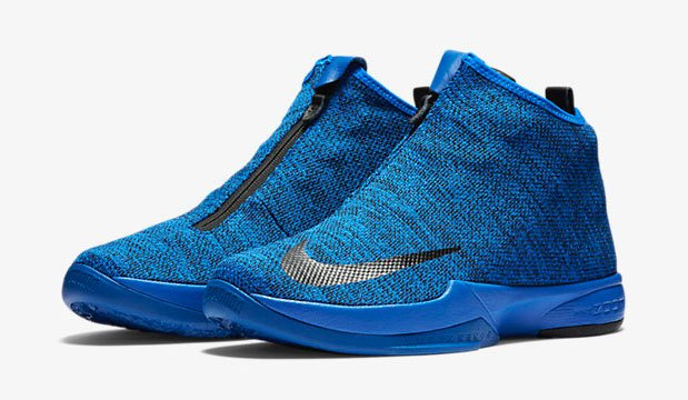"timeless design fede1 42bd0 Nike Zoom Kobe Icon ""Hyber Cobalt Black"""