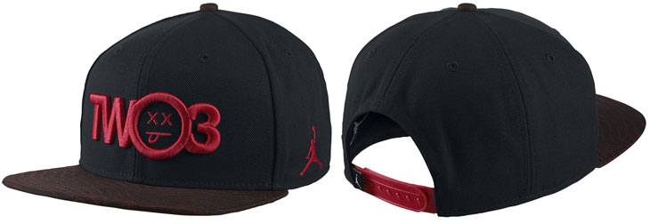38ebba84640 Air Jordan 12 Flu Game Hat