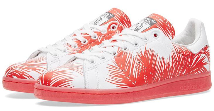 eced5c7b80bb4 adidas-bbc-pharrell-stan-smith-palm-tree-red