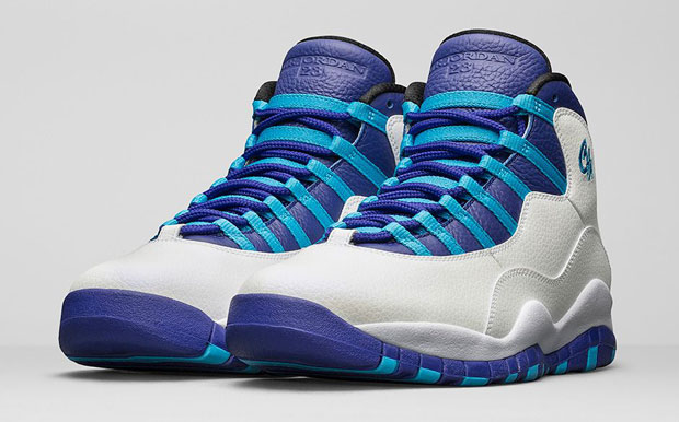 20a7569f9efb Air Jordan 10 Charlotte Release Date and Images