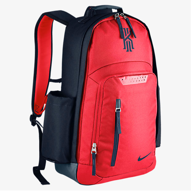2adccc787cb6 Nike Kyrie Backpack in Red and Blue