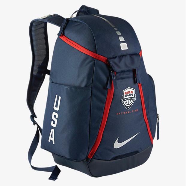 Nike Hoops Elite Max Air Team USA Backpack