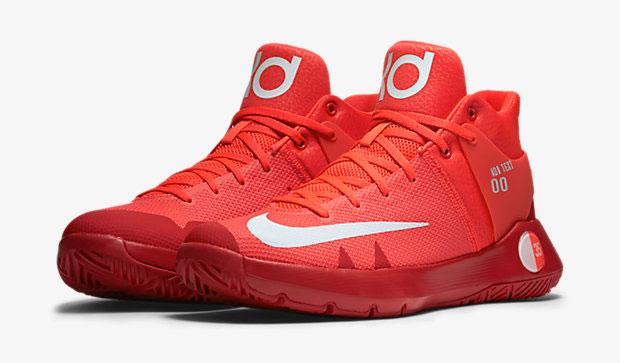quality design 85b91 4250c ... official nike kd trey 5 iv bright crimson red c9ddd 384e9 ...