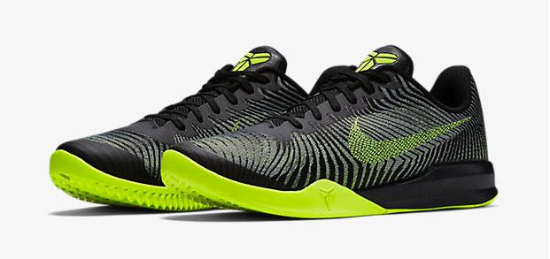 Nike Kobe Mentality 2 Black Volt