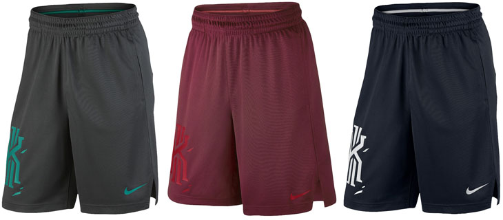 2a9405887fd8 Nike Kyrie 2 Hyper Elite Shorts