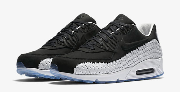 White 90 Black Nike Woven Max Air 7ybg6Yf