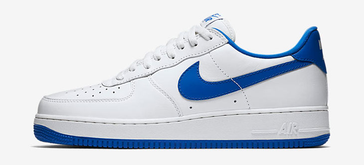 Nike Air Force 1 Low OG White Red Blue