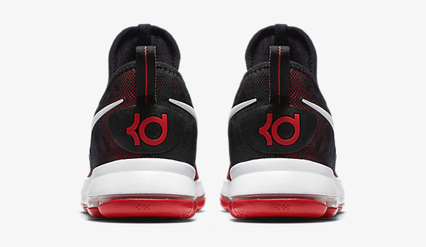 37859c2580db Nike KD 9 University Red Black White