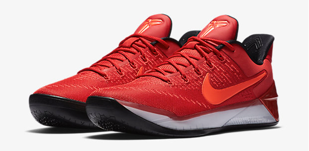 Nike Kobe Ad University Red Sportfits Com