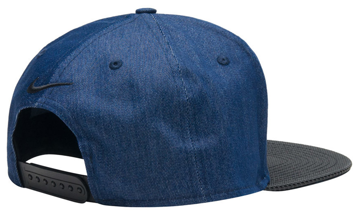 Nike Air Foamposite Pro Denim Hat  fb1e4b943085