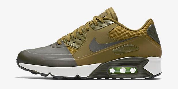 Nike Air Max 90 Ultra 2.0 SE (Militia Green) Sneaker Freaker