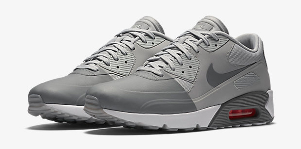 Buy Nike Air Max 90 Ultra 2.0 SE Black & White Running Shoes