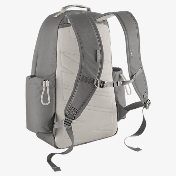 cb088b8e2d Nike Kyrie Backpack Grey White