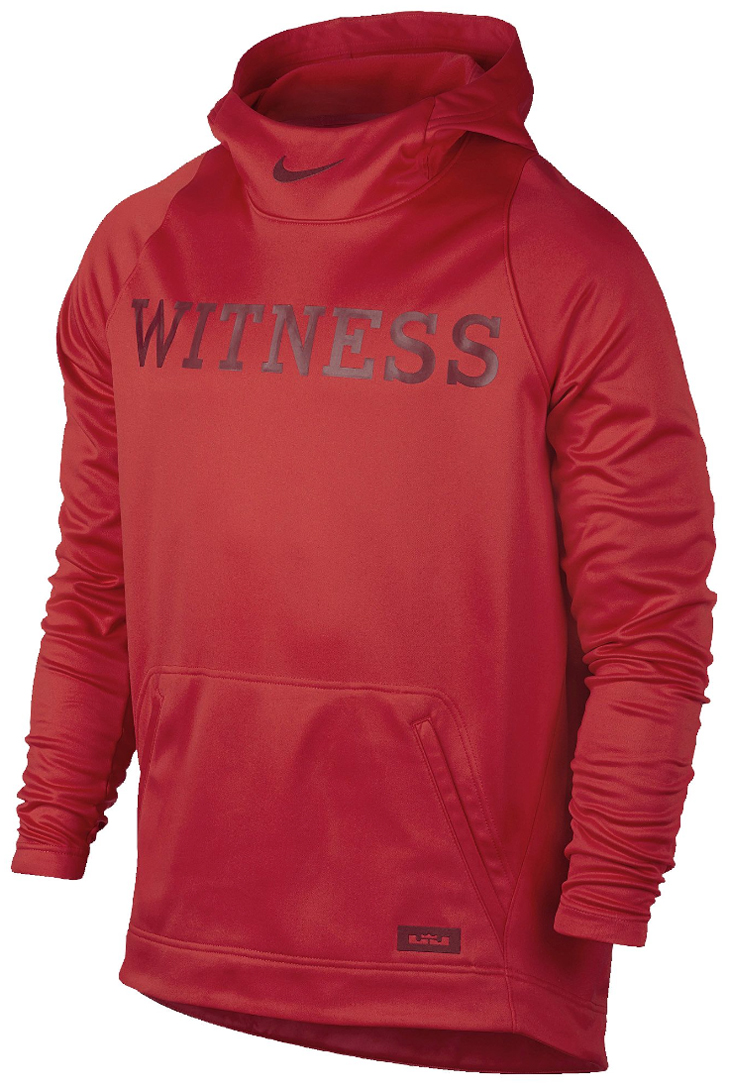 Nike LeBron 14 Witness Hoodie