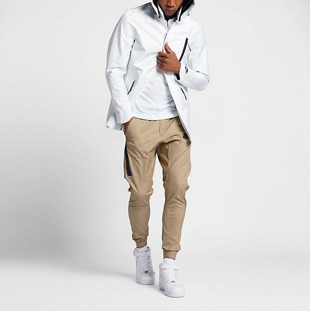 Nike Sportswear Bonded Blazer White