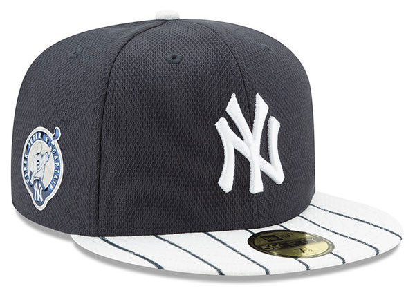 new styles 58951 3549b New Era Derek Jeter Yankees Jersey Retirement Caps ...