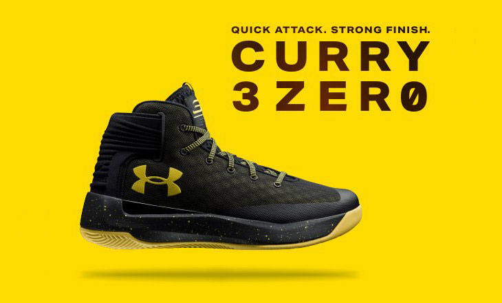 c787a178e489 ... inexpensive under armour curry 3zero black and yellow a1fc5 d247d