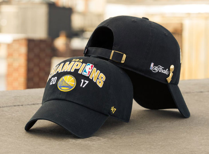 buy popular dad82 758c7 Golden State Warriors  47 NBA Pintrill X Champ CLEAN UP Cap