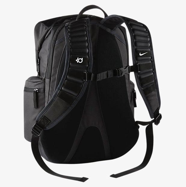Nike KD Trey 5 Backpack Black White  5332bccb2f4f7