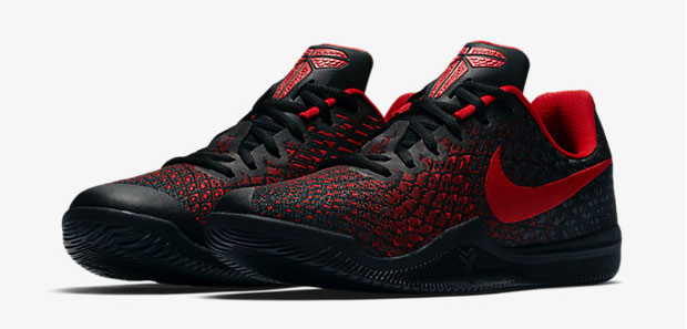 "c0febb00897 Nike Kobe Mamba Instinct ""Black University Red"" (+ Gear to Hook)"
