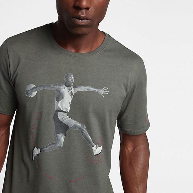 9e058ed069e5 Air Jordan 5 Camo T Shirt