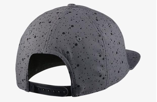 Air Jordan 5 White Cement Hat Match  60ac27ccc56
