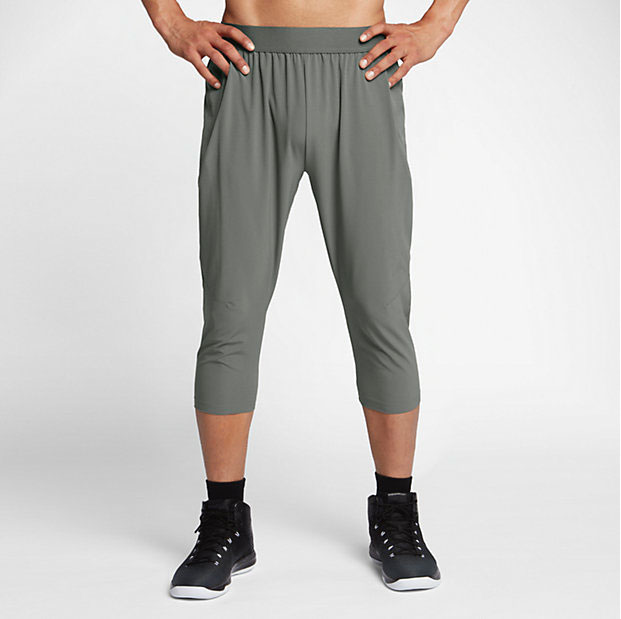 a26d2f2d1f43 jordan-ultimate-flight-basketball-pants-green-3