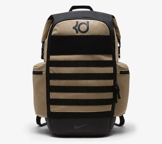 Nike KD Trey 5 Backpack Khaki Black  aa1a4131cd92b