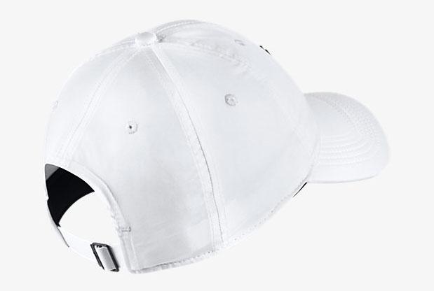 2063525c5c002 Nike Kyrie Heritage 86 Dad Hat White