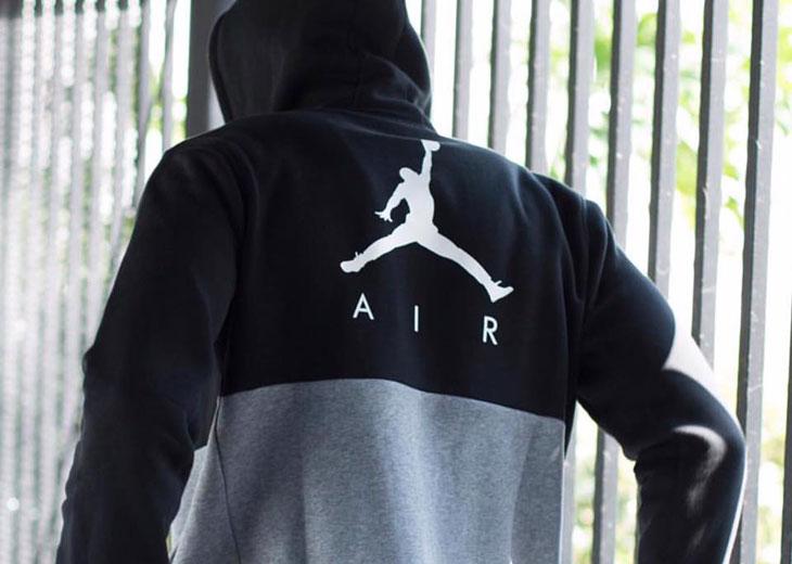 jordan jumpman air hoodie white tree