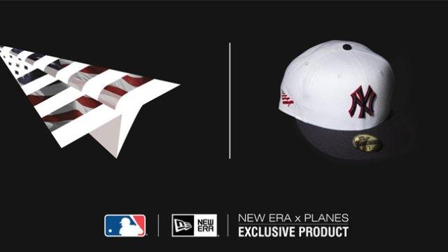 New Era X Paper Planes Mlb Cap Collection Sportfits Com