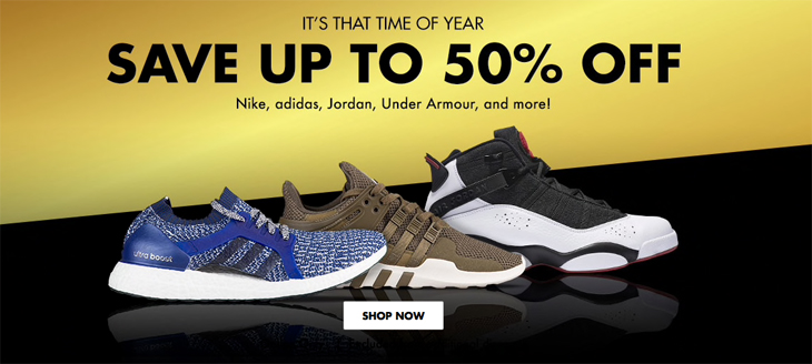 6fb564f9bf3 Black Friday 2017 Pre Sale on Sneakers at Champs Sports