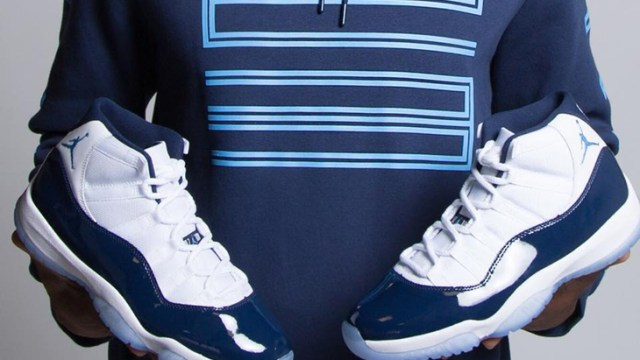 new style special sales sneakers Air Jordan 11 Win Like 82 Clothing | SportFits.com