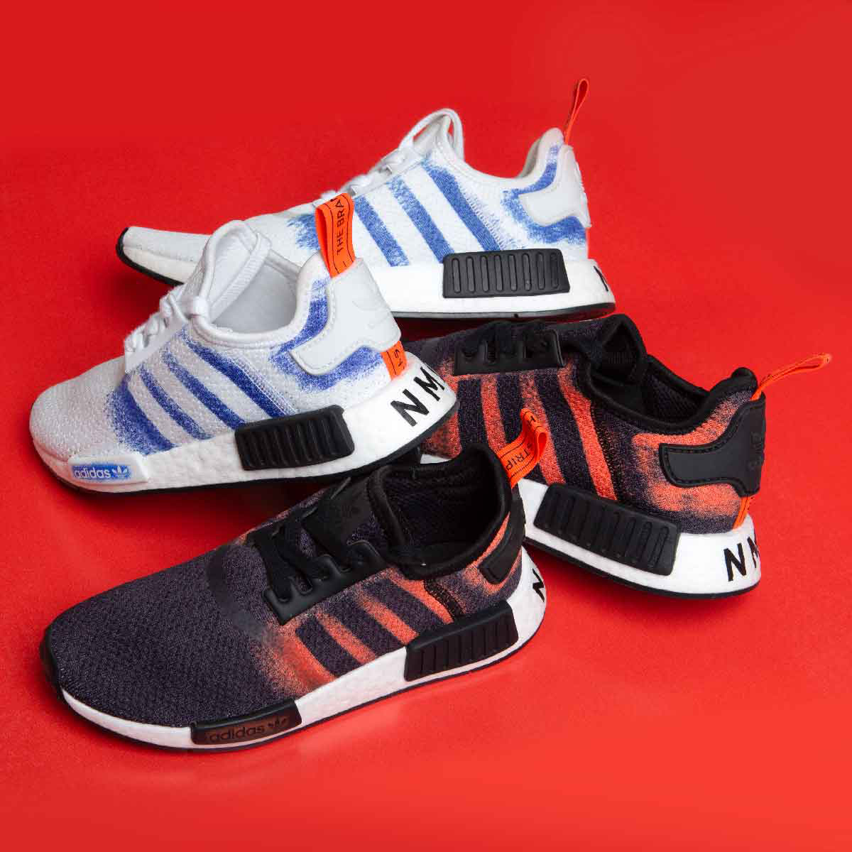 adidas NMD Stencil Sneaker Pack |