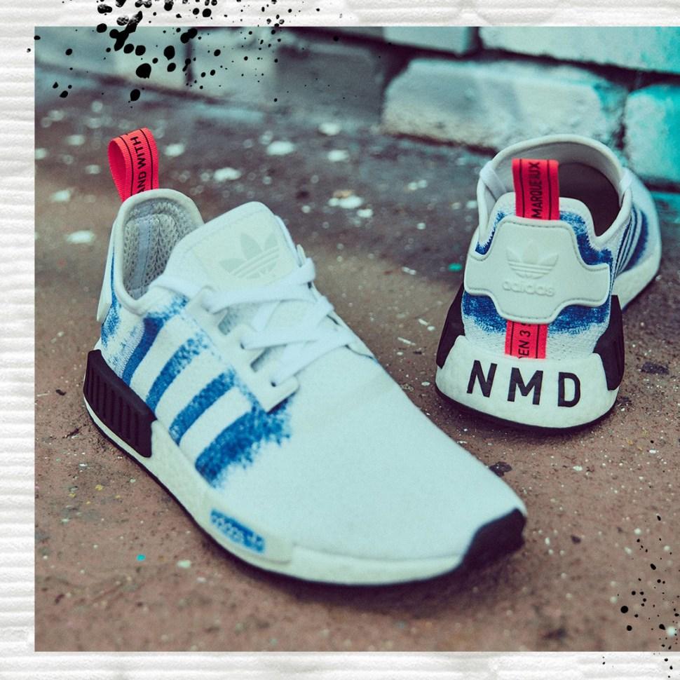 Adidas Nmd Stencil Sneaker Pack Sportfits Com