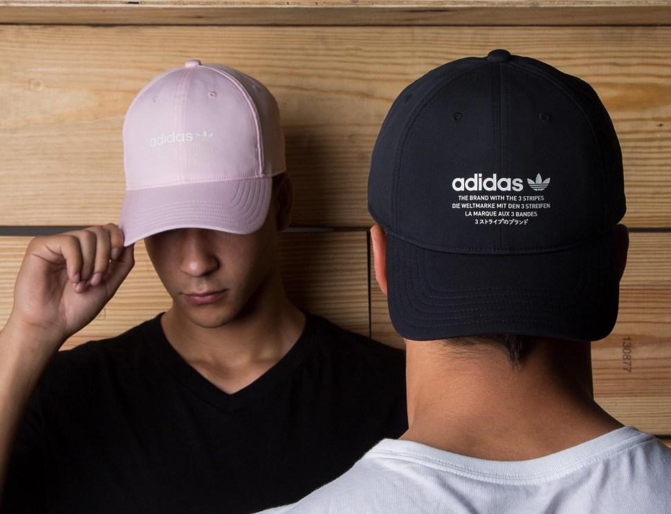 d5c082656c3 adidas Originals NMD Strapback Hats