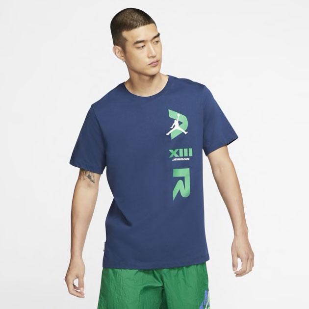 Air Jordan 13 Flint Sneaker Shirts Sportfits Com