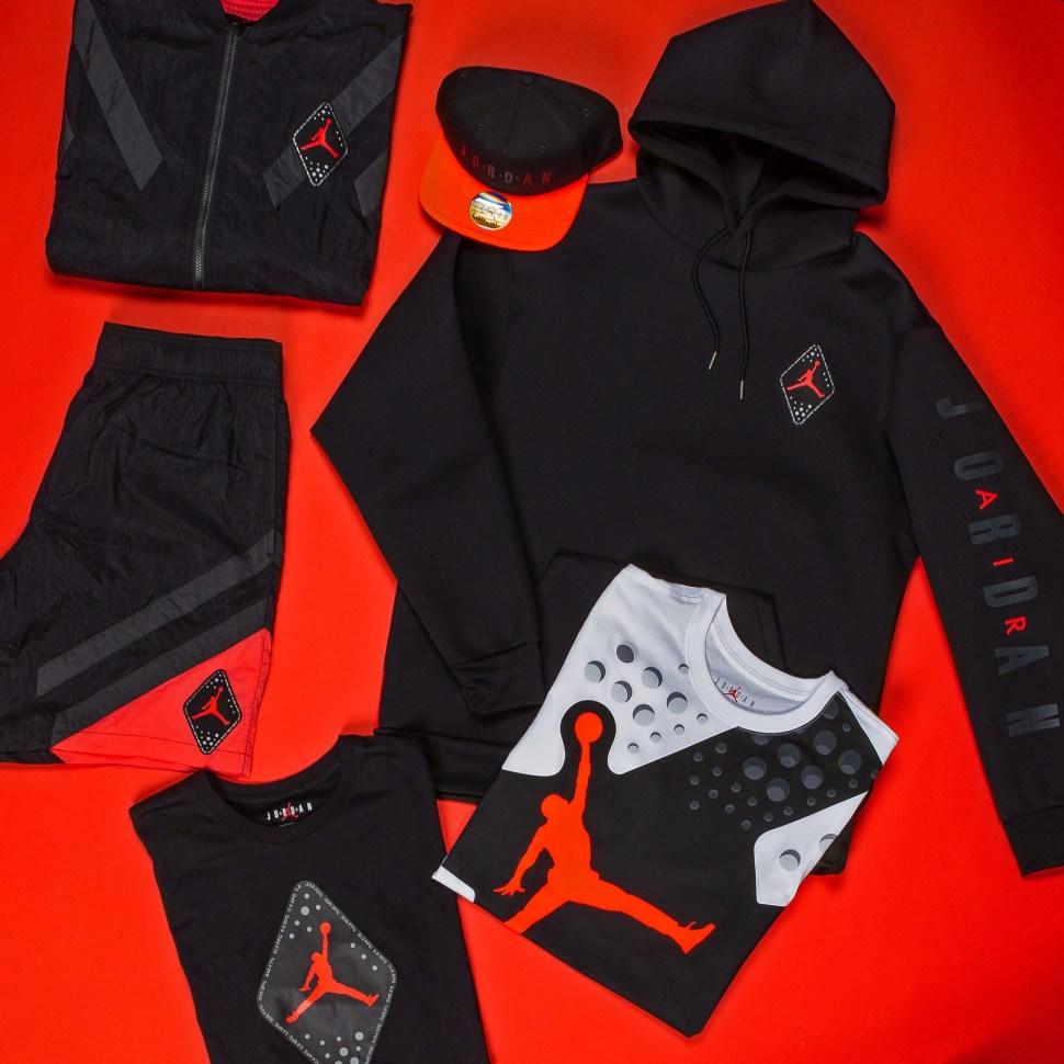 "d6c3102f2c8fc1 Air Jordan 6 ""Black Infrared"" Collection"