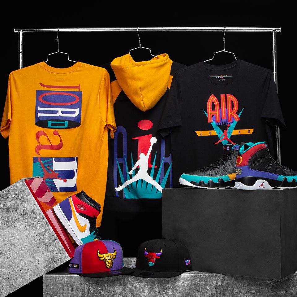 Jordan 9 Dream It Do It Clothing