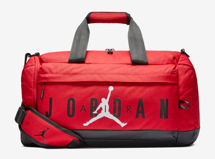 537ca375025 Jordan Jumpman Air Duffel Bag | SportFits.com
