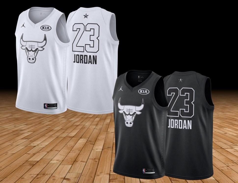 separation shoes a85af d3de7 Michael Jordan 2018 NBA All Star Jersey | SportFits.com