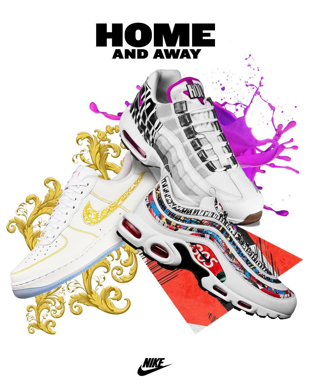 Nike Sportswear City Pride Home Sneaker