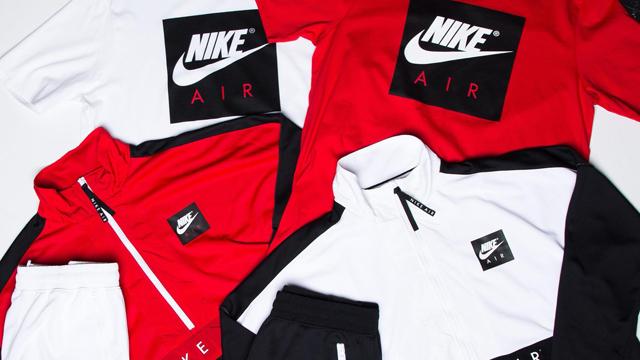 nike air max clothing