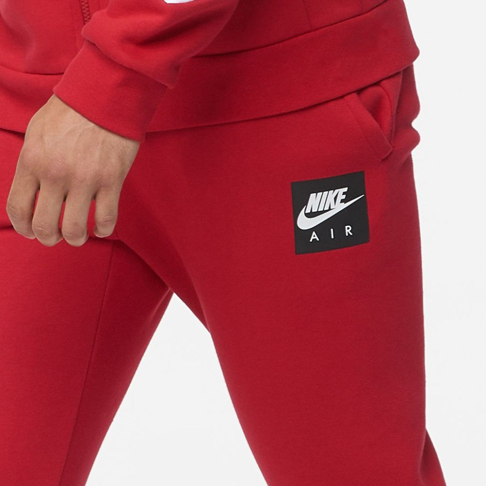 e70ad34cd Nike Air Max 97 Grey Red Nike Air Pants Match | SportFits.com