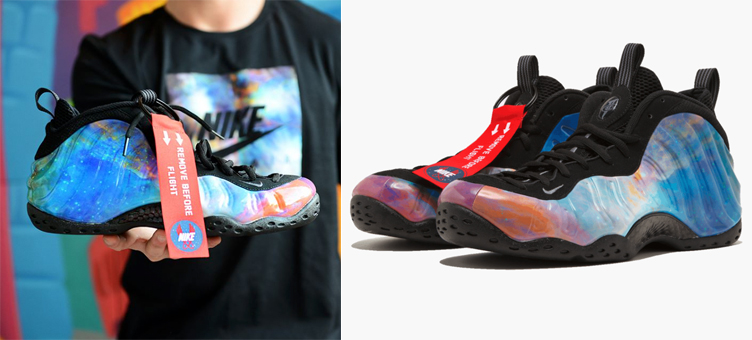 Nike Air Foamposite One Floral On Feet ReviewYouTube