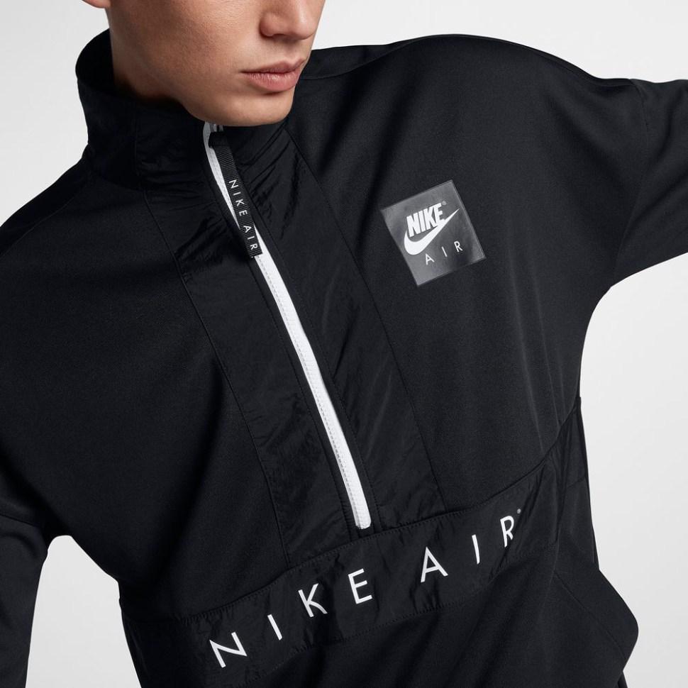 8b66d7a70df842 Nike Air Half Zip Pullover Tops | SportFits.com